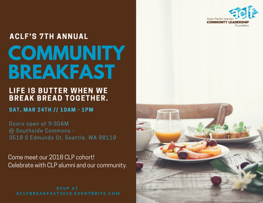 ACLF 7th Annual Breakfast