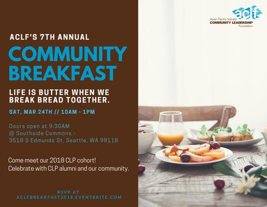 ACLF 7th Annual Breakfast